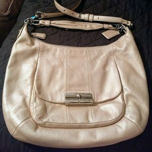 Authentic Coach large leather bag